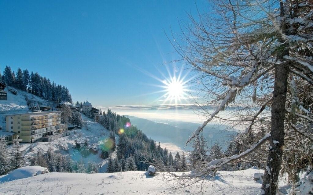 Ubytujte se v městě Ossiach v rakouských Korutanech