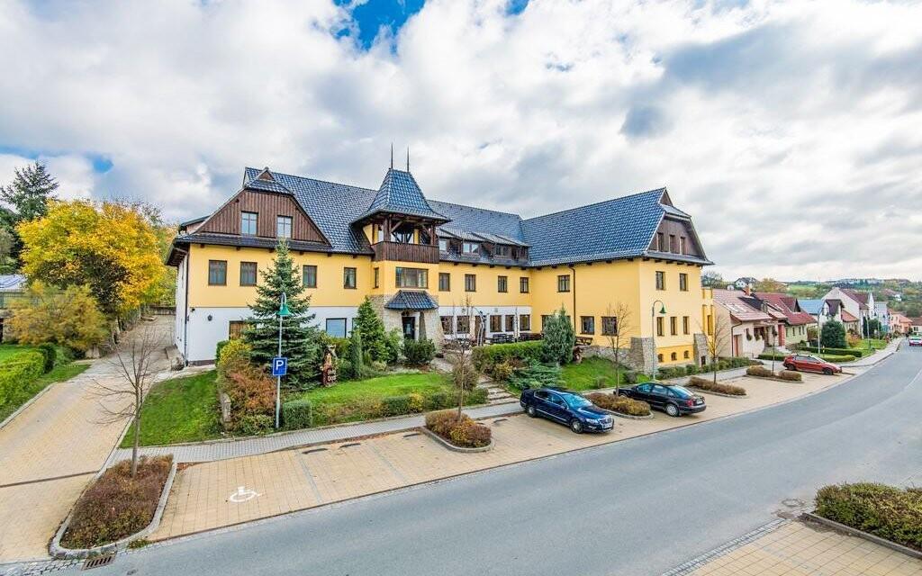 V Hotelu Ogar *** si skvěle odpočinete