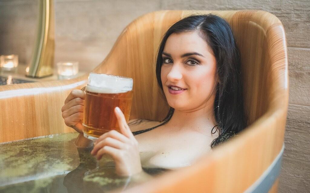 Během procedury můžete pivo konzumovat neomezeně