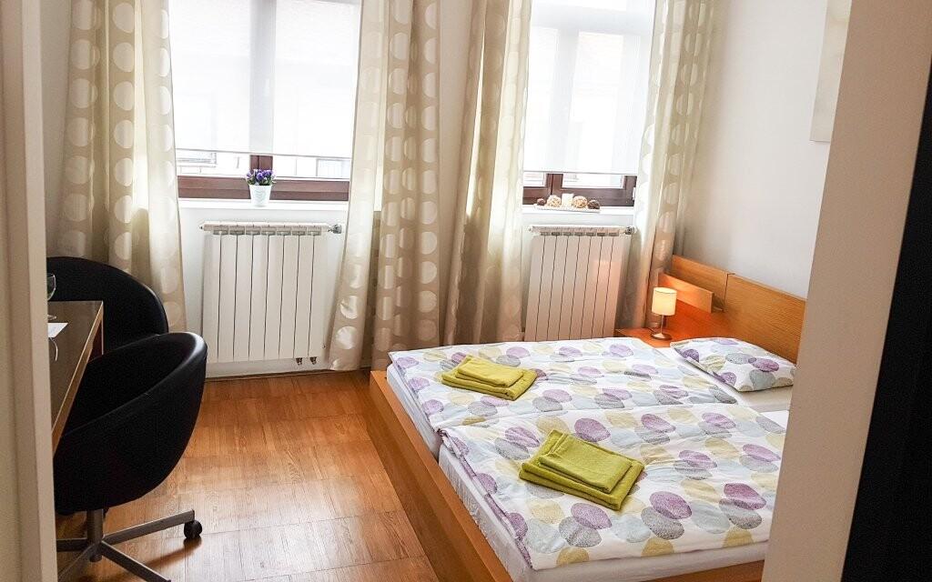 Izby sú moderné a svetlé