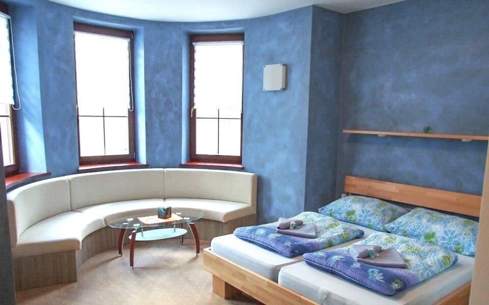 Izby sú ladené do príjemných farieb