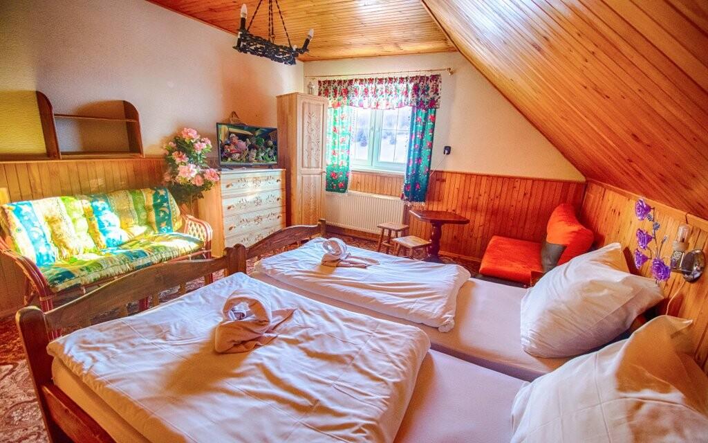 Štýlové izby Penzión Šilon, Ždiar, Belianske Tatry