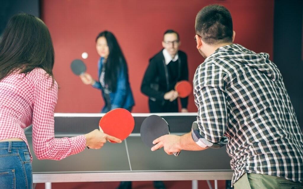 Stretnite sa so svojim súperom v stolnom tenise