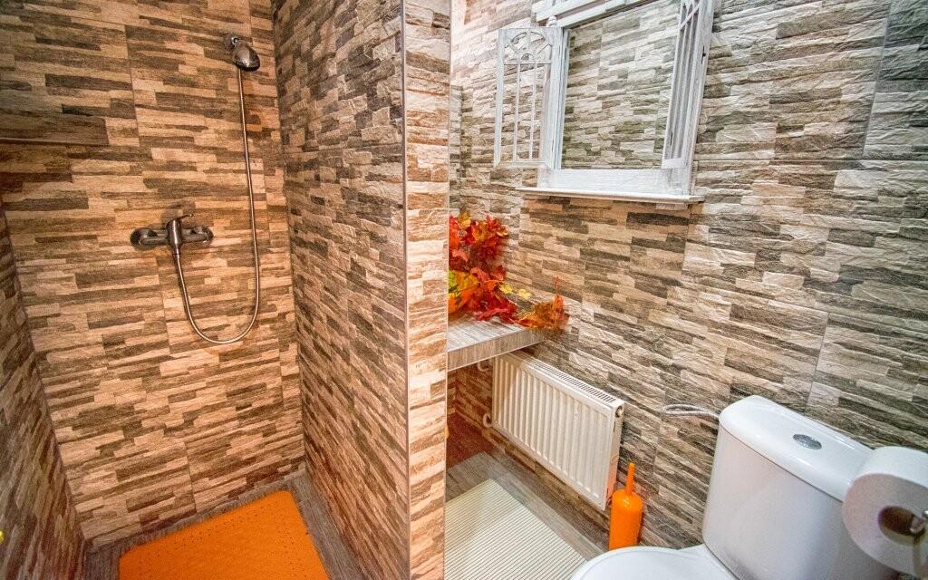 Kúpeľňa, Penzión Šilon, Ždiar, Belianske Tatry, Slovensko