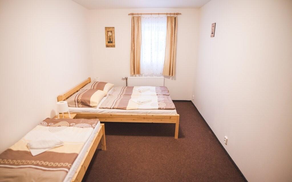 Ubytováni budete v moderních apartmánech