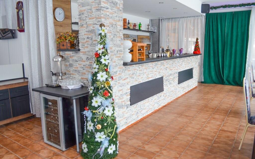 Těšte se na chutnou polopenzi a tradiční českou kuchyni