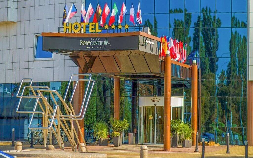 Užijte si pobyt v brněnském Hotelu Bobycentrum ****