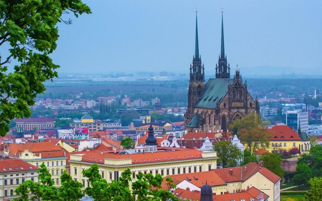 V Brně je spousta skvělých památek