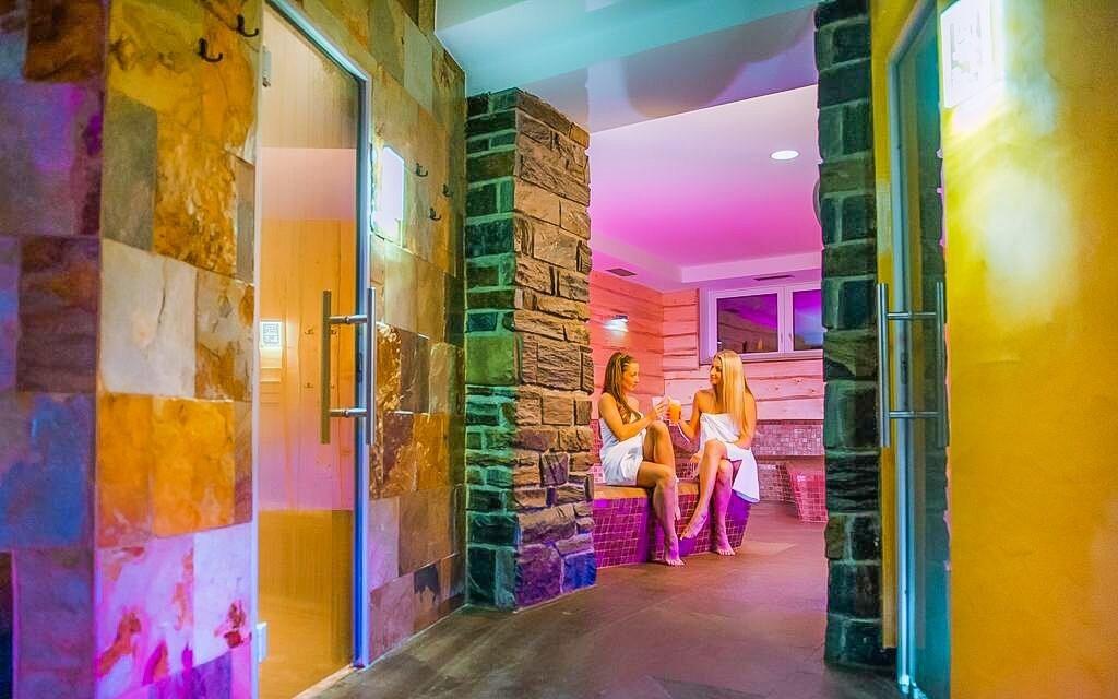 Užite si vstup do saunového sveta