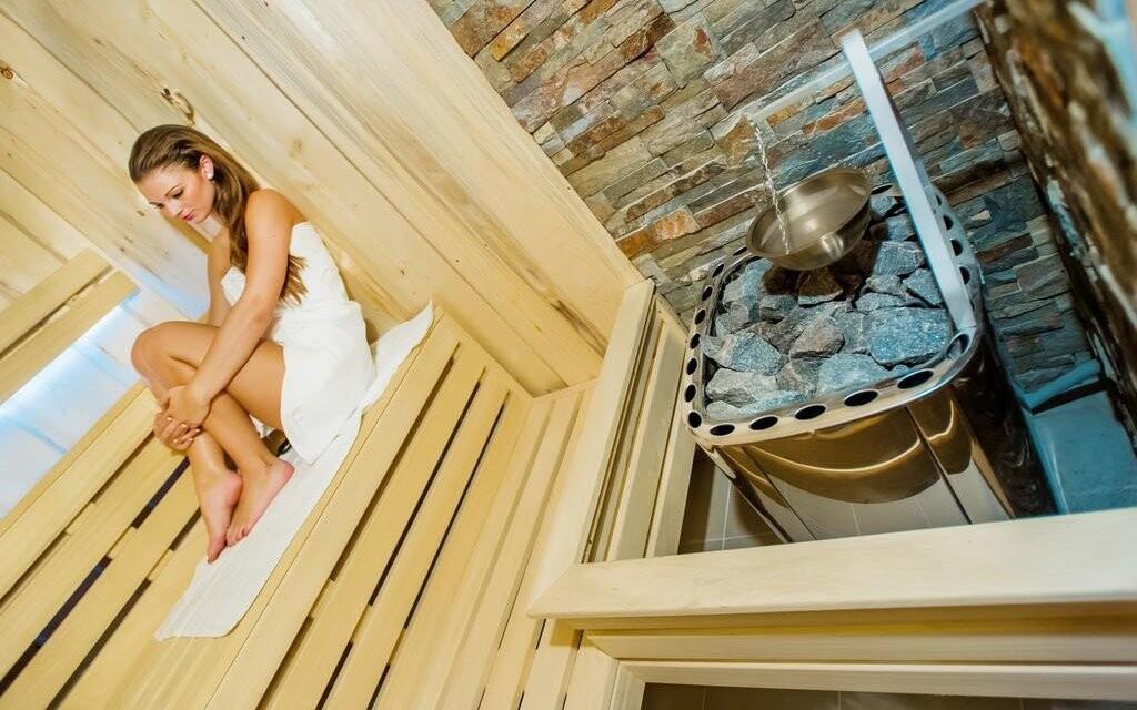 Užijte si vstup do saunového světa