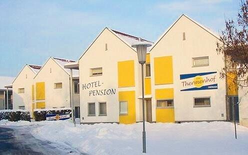 Thermenhof Lutzmannsburg *** se nachází v klidné lokalitě