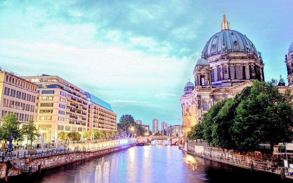 Berlín ponúka množstvo krásnych miest a pamiatok