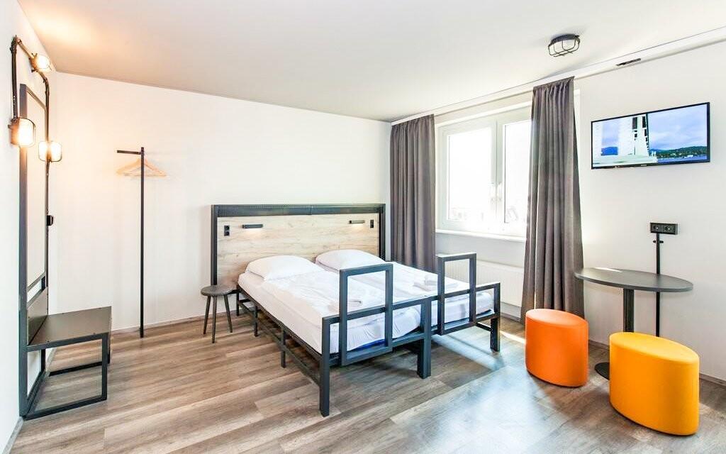 Izby sú pohodlne zariadené