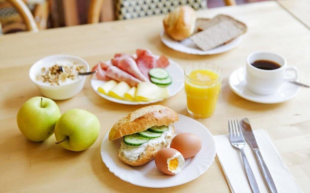 Těšte se na skvělé snídaně