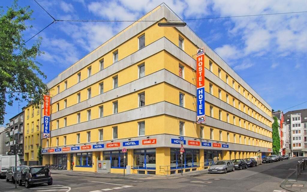 Ubytujte se v hotelu a&o Köln Neumarkt