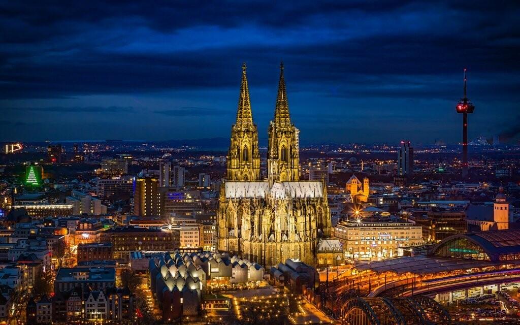 Kolín nad Rýnem je krásné město