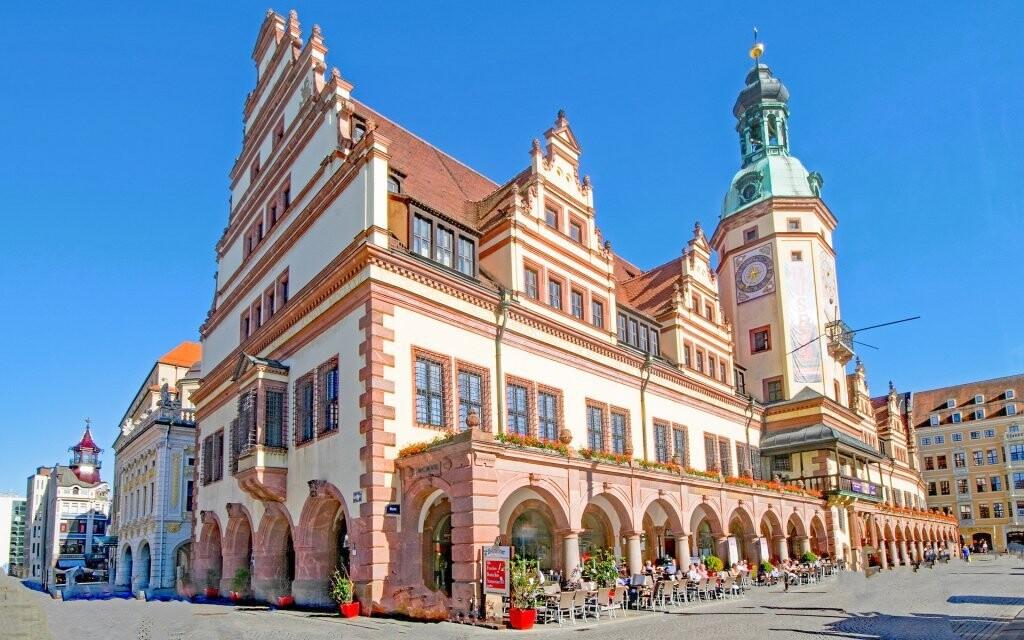Lipsko ponúka veľa historických pamiatok i múzeí