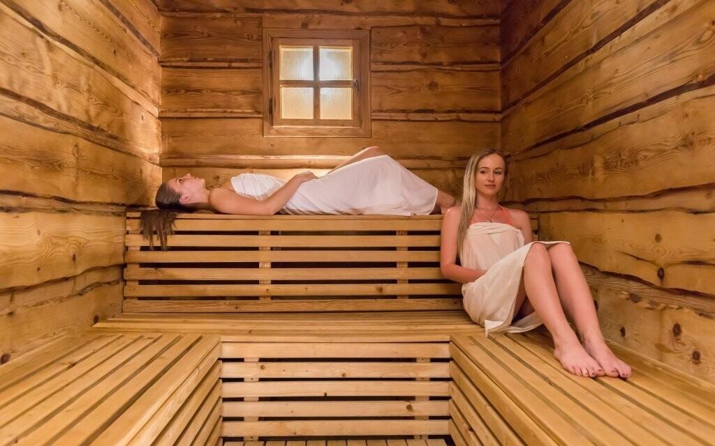 Vyzkoušejte různé druhy saun