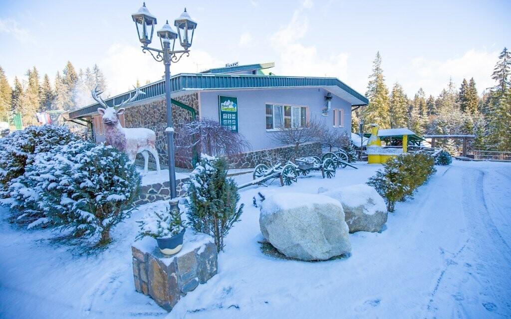 Hotel Nezábudka *** patří ve Vysokých Tatrách k oblíbeným