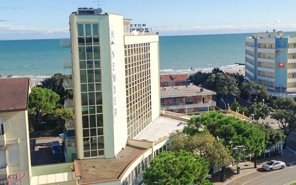 Z balkonu si užijete výhled na moře