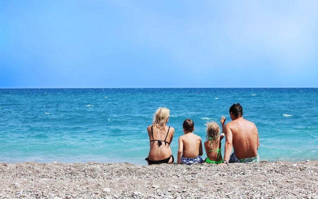 Rodinná dovolená v Itálii