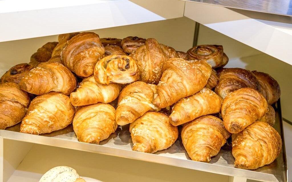 Každé ráno si užijete bohatý snídaňový bufet