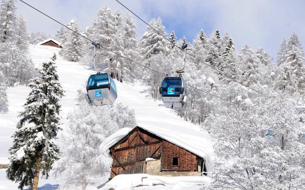 Užijte si lyžování v Dolomitech