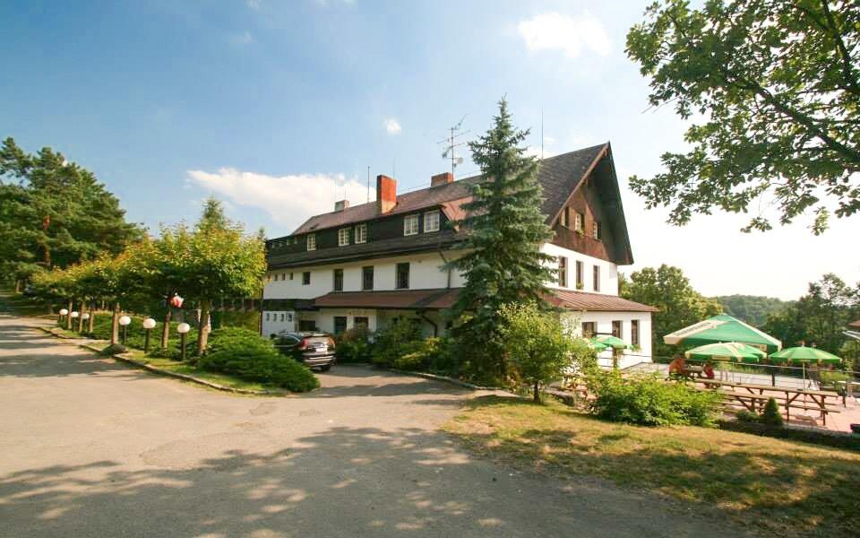 Hotel Hrazany v Sedlčanech u Slapské přehrady