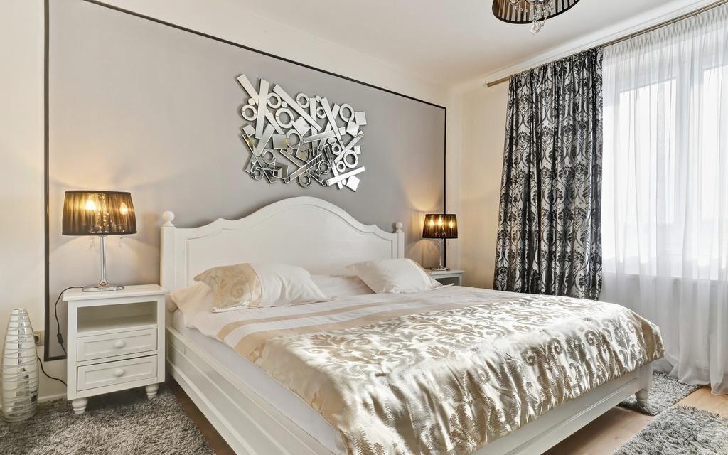 Ubytováni budete v luxusních pokojích
