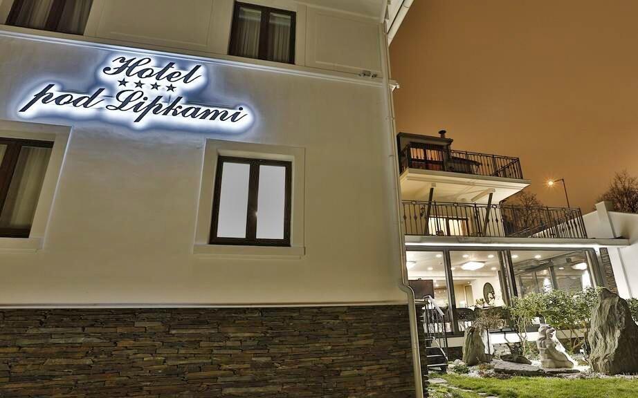Jedinečný Wellness & SPA boutique hotel Pod Lipkami ****