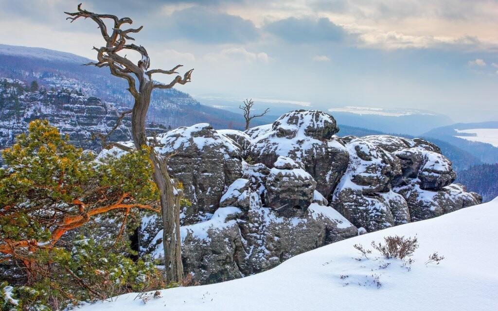 Užijte si dovolenou v Českém Švýcarsku