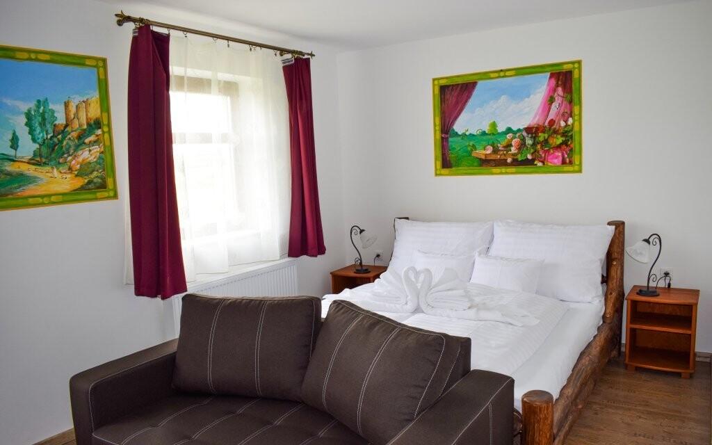 Ubytovaní budete v apartmánoch