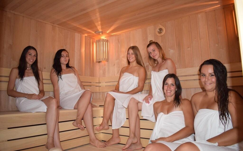 Zájdite si do fínskej sauny