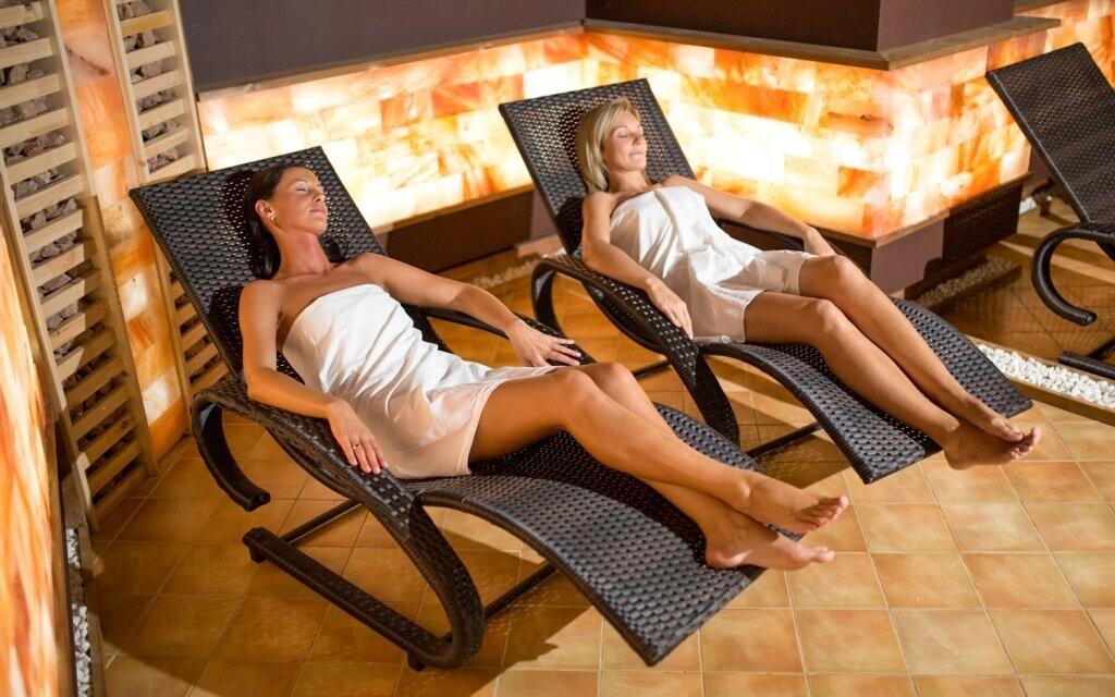 V saunovém světě si oddychnete