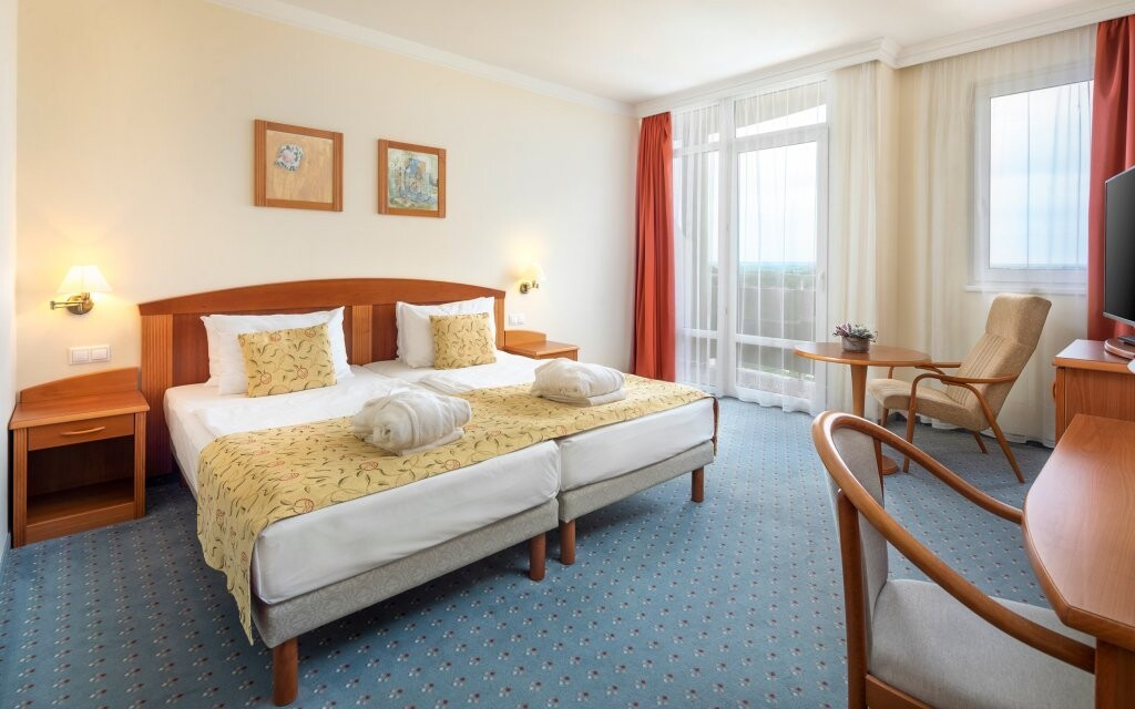 Izby sú priestranné a vybavené