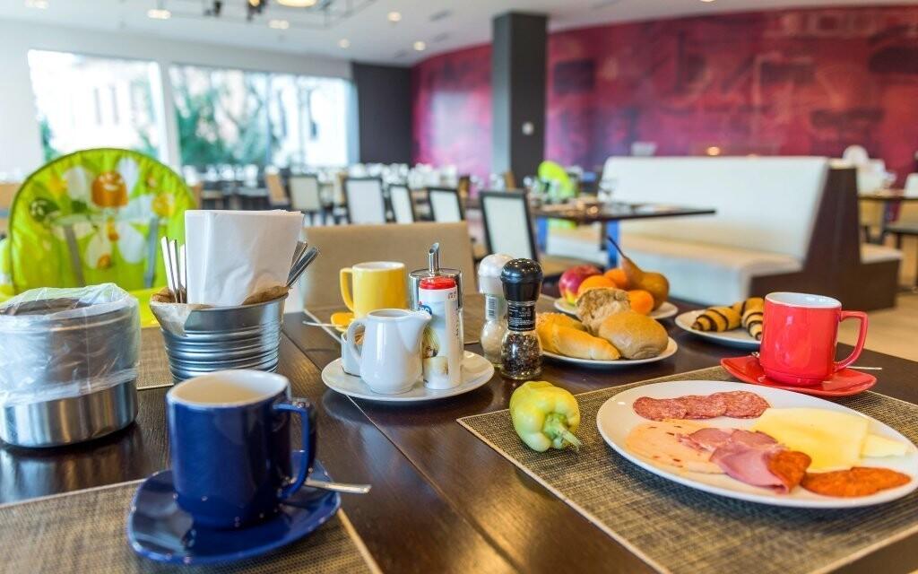 Tešte sa na vynikajúce raňajky