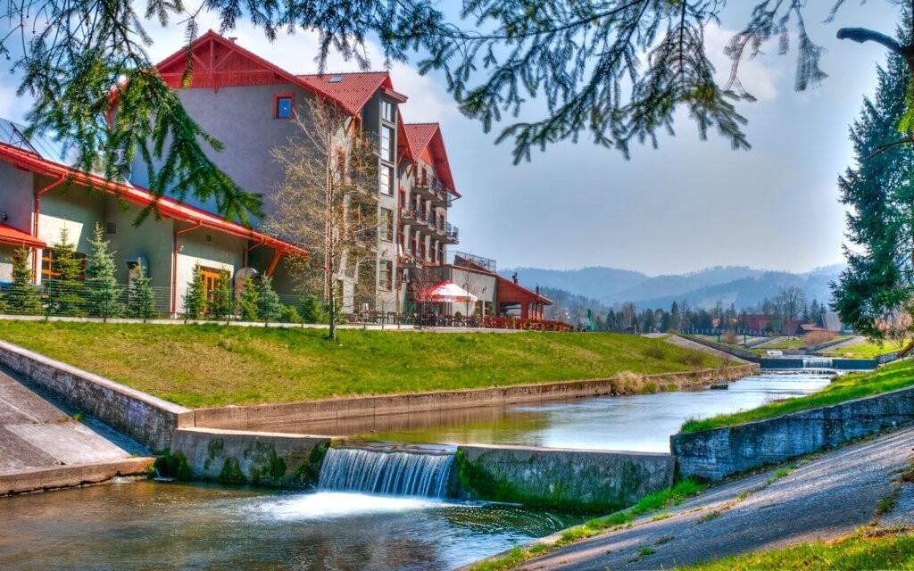 Hotel Kotarz Spa & Wellness *** poľské Beskydy