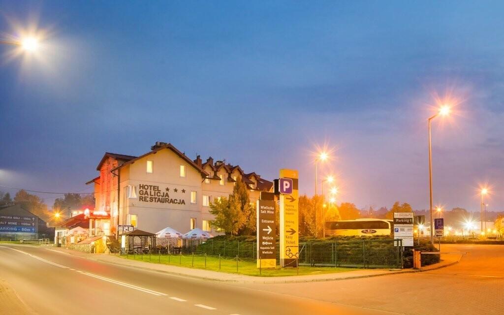 Hotel Galicja *** nabízí komfortní ubytování