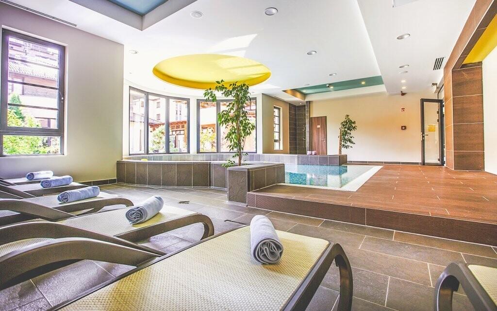 Relaxujte neomezeně každý den v hotelovém wellness