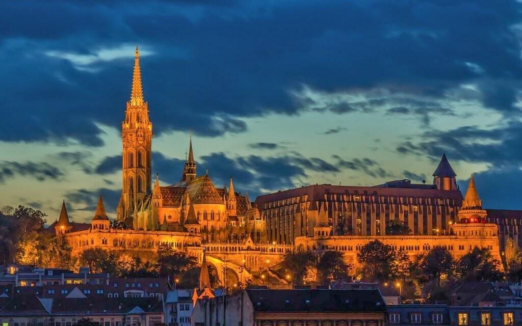 Vydejte se na toulky po Budapešťi