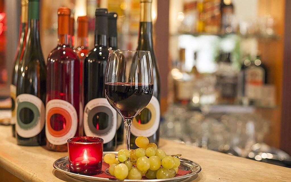 Ochutnejte místní vína