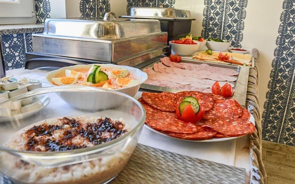 Snídaně, restaurace, Sweet-Life Wellness Apartments