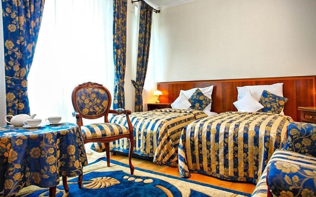 Užijte si krásné ubytování