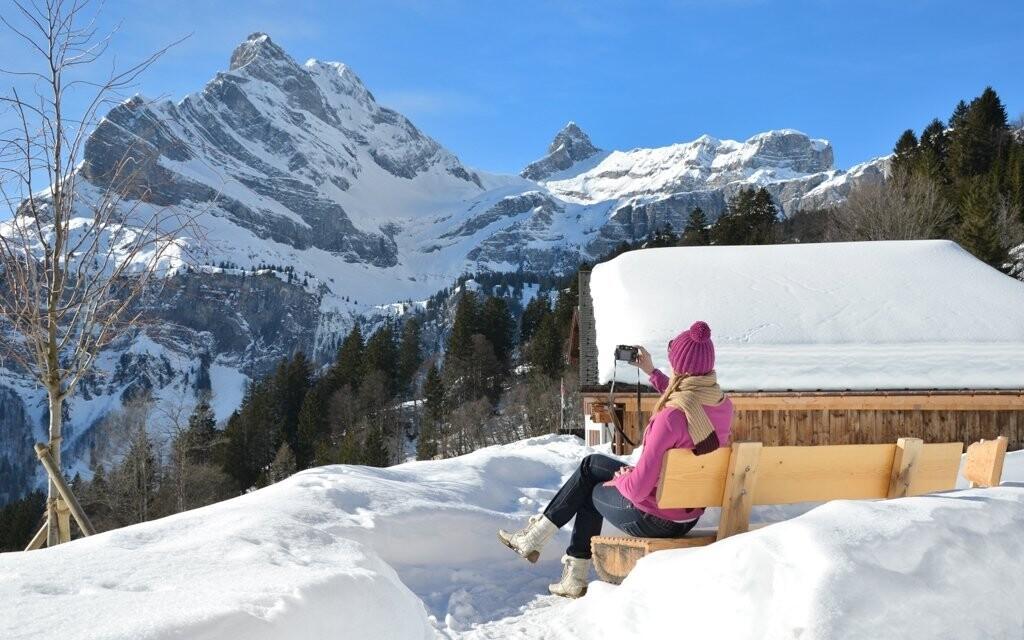 Příroda Rakouských Alp vás uchvátí
