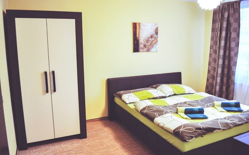 Útulně zařízené pokoje s možnosti přistýlky