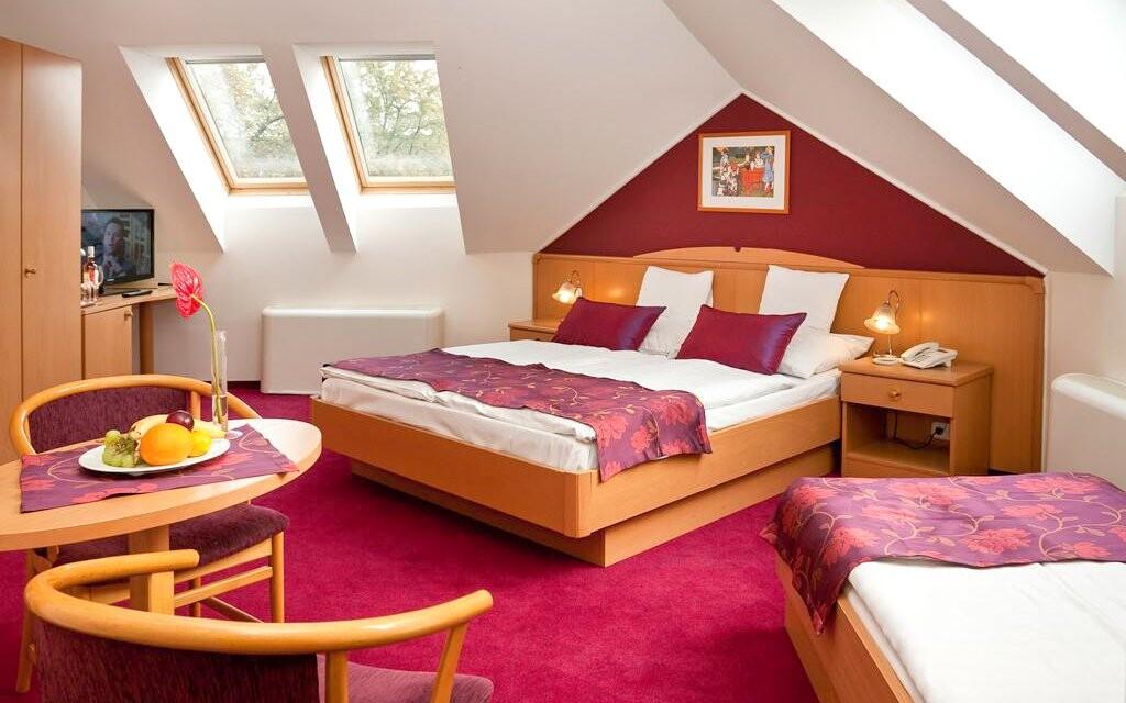 Komfortní pokoje, Hotel Kálvária ****, Maďarsko