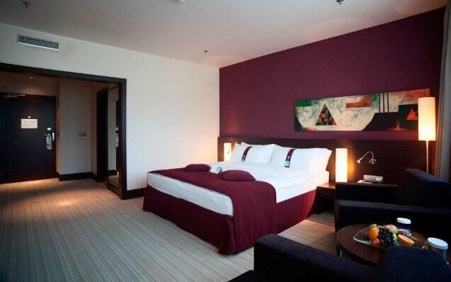 Hotel Holiday Inn Žilina Pokoje Exkluzive 2  sleva slevoking slovensko