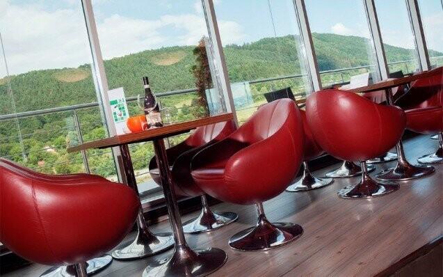 Hotel Holiday Inn Žilina Panorama Bar restaurace pobyt