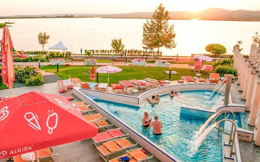 Užijete si parádne wellness pri jazere