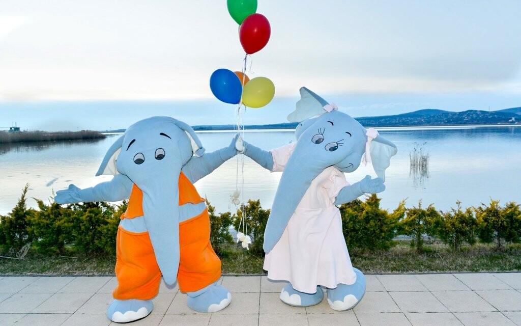 Dovolenka pri jazere Velence s deťmi, Velence Resort & Spa
